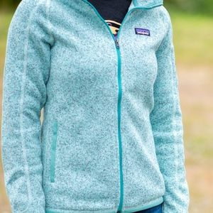 Lite Distilled Green NWT Patagonia Better Sweater